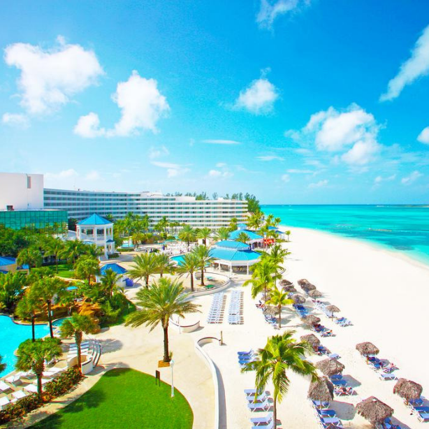 melia nassau beach, bahamas